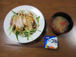 第2チェリー、夕食会、R01.08.08