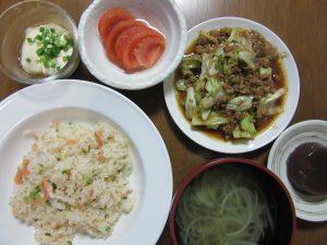 第二チェリー夕食会 R元年0929
