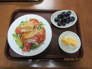 第2チェリー、夕食会、R02.0618
