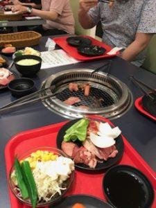 第1チェリーハウス~夕食会~2019.5.27①